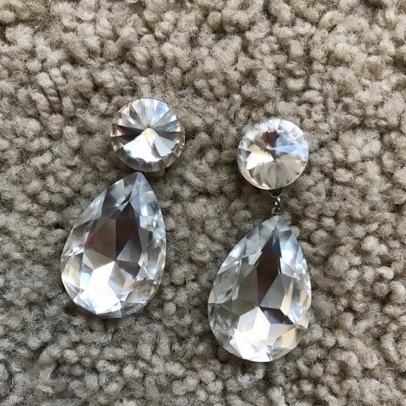 vintage watermelon jewelry listing m earrings crystal poshmark